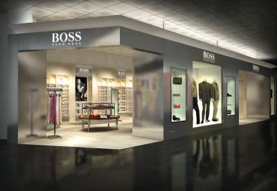 Shop Airport