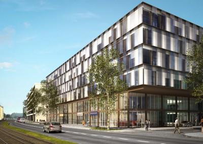 Arnulfpark Bürogebäude