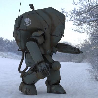Maschinenkrieger Melunsine