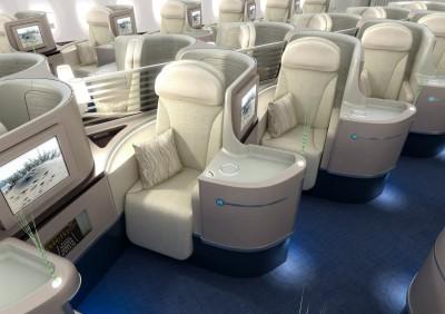 Airbus 380 SItzdesign