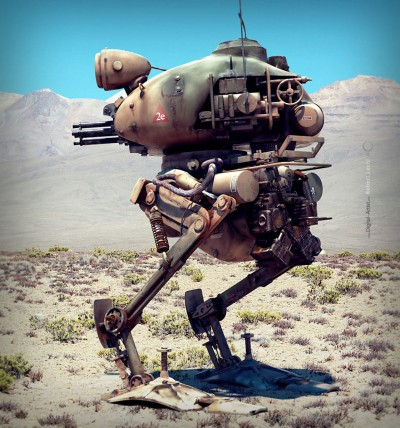 Maschinenkrieger Kröte