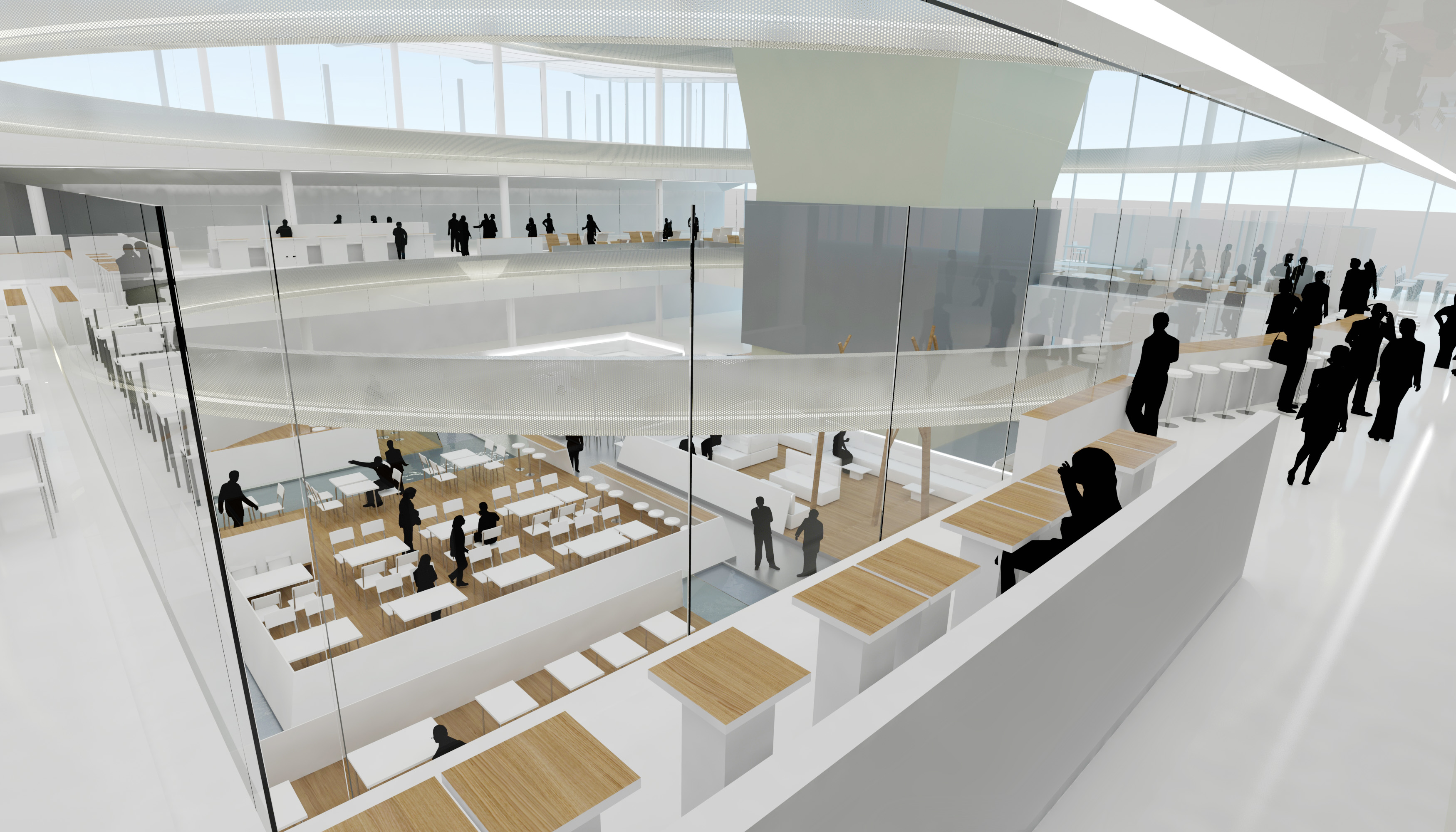 MUC Airport Terminal III