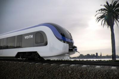Zugkopfdesign für Voith